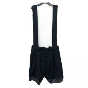 Ch. Chapter Mix Layered Detachable Straps Shorts